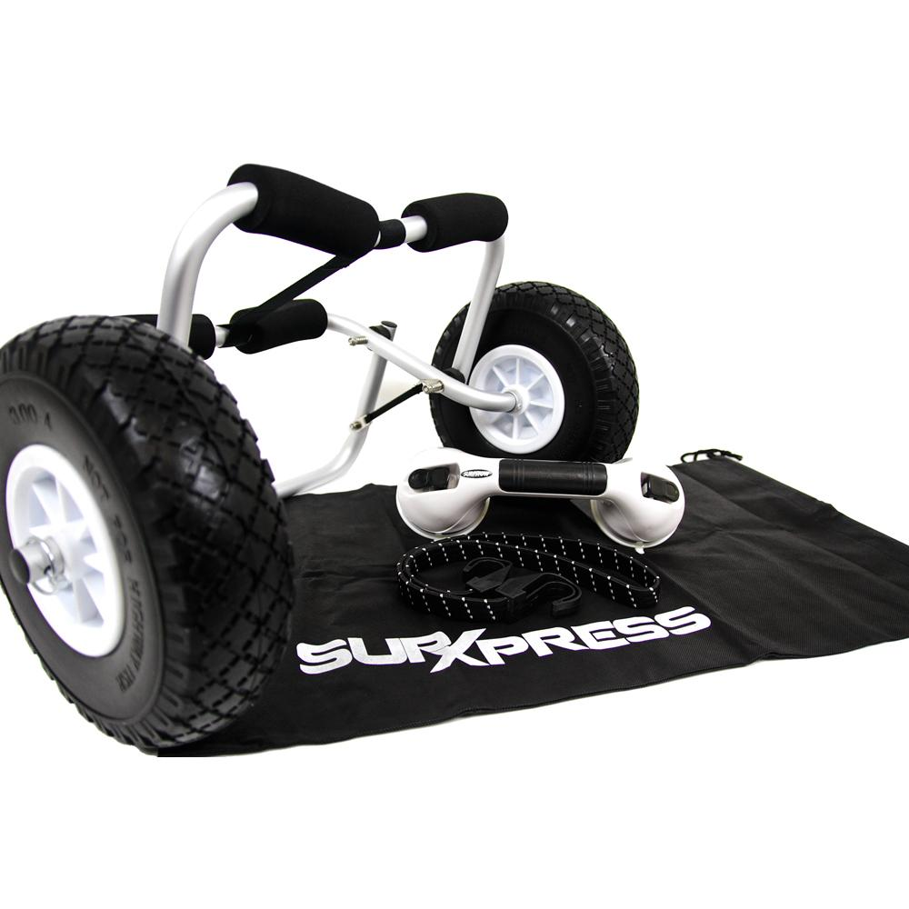 SurfStow SUPXpress Transport Kit w-SUPGrip & Bag