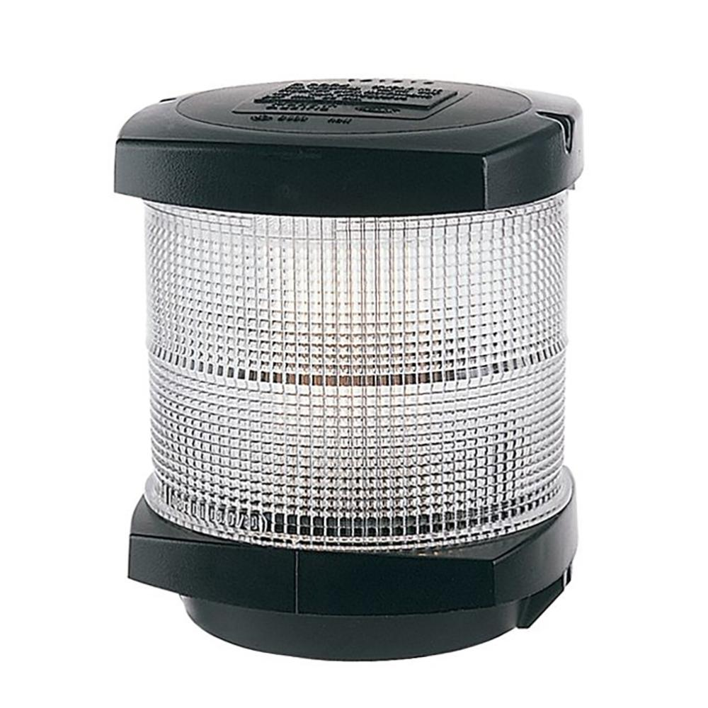 Hella Marine All Round White Light-Anchor Navigation Lamp- Incandescent - 2nm - Black Housing - 12V