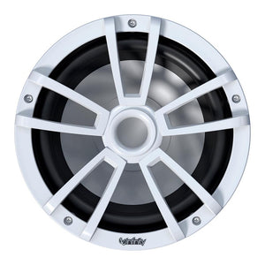 "Infinity 1022MLW 10"" Multi-Element Marine Subwoofer w-Grille - White"