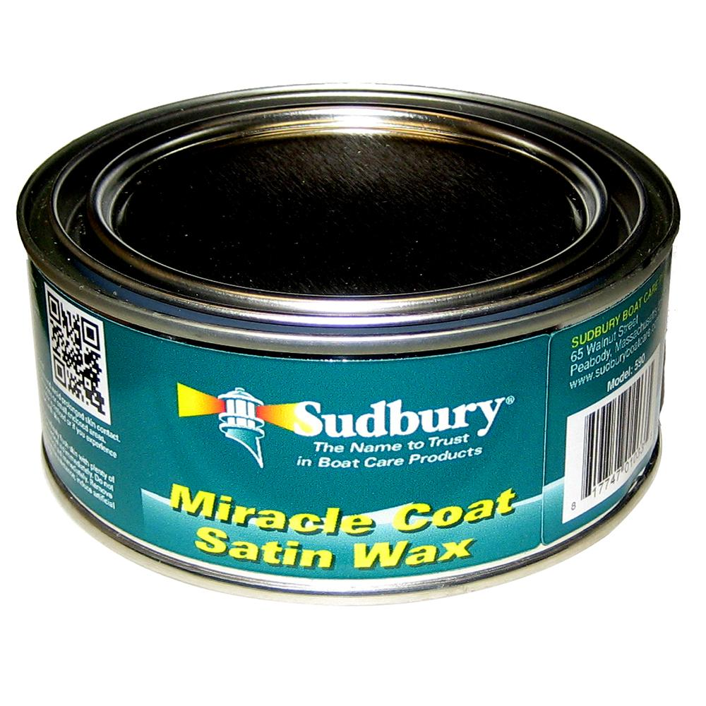 Sudbury Miracle Coat Satin Wax - 10oz