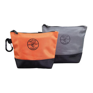 Klein Tools Stand-Up Zipper Bags - 2-Pack