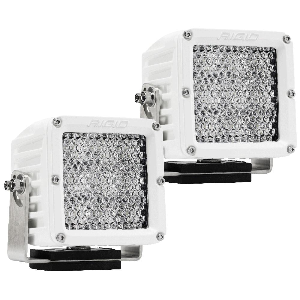 Rigid Industries D-XL PRO - Diffused LED - Pair - White