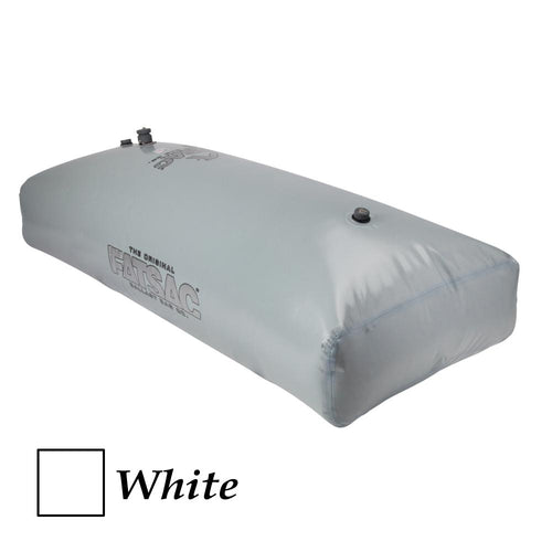 FATSAC Rear Seat-Center Locker Ballast Bag - 650lbs - White