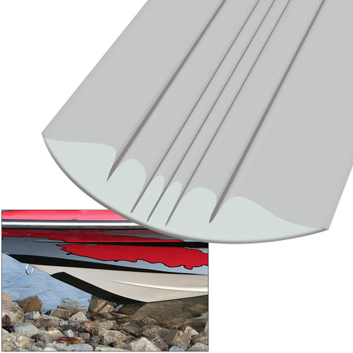 Megaware KeelGuard® - 9' - Light Gray