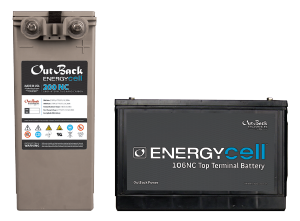 Outback Power EnergyCell Nano-Carbon 106NC Battery