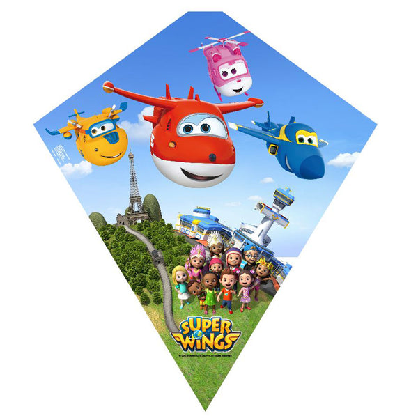 Invento Χαρταετός Eddy-Superwings 50cm