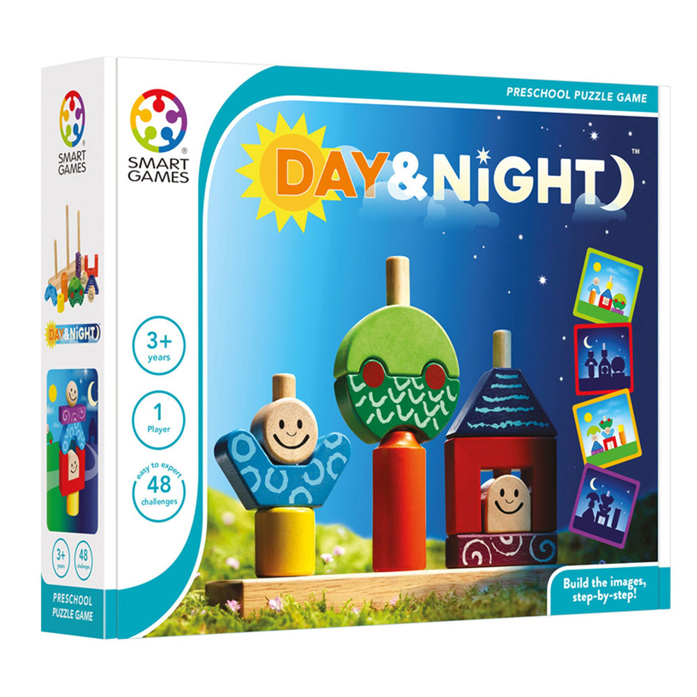 Smartgames επιτραπέζιο Day & Night