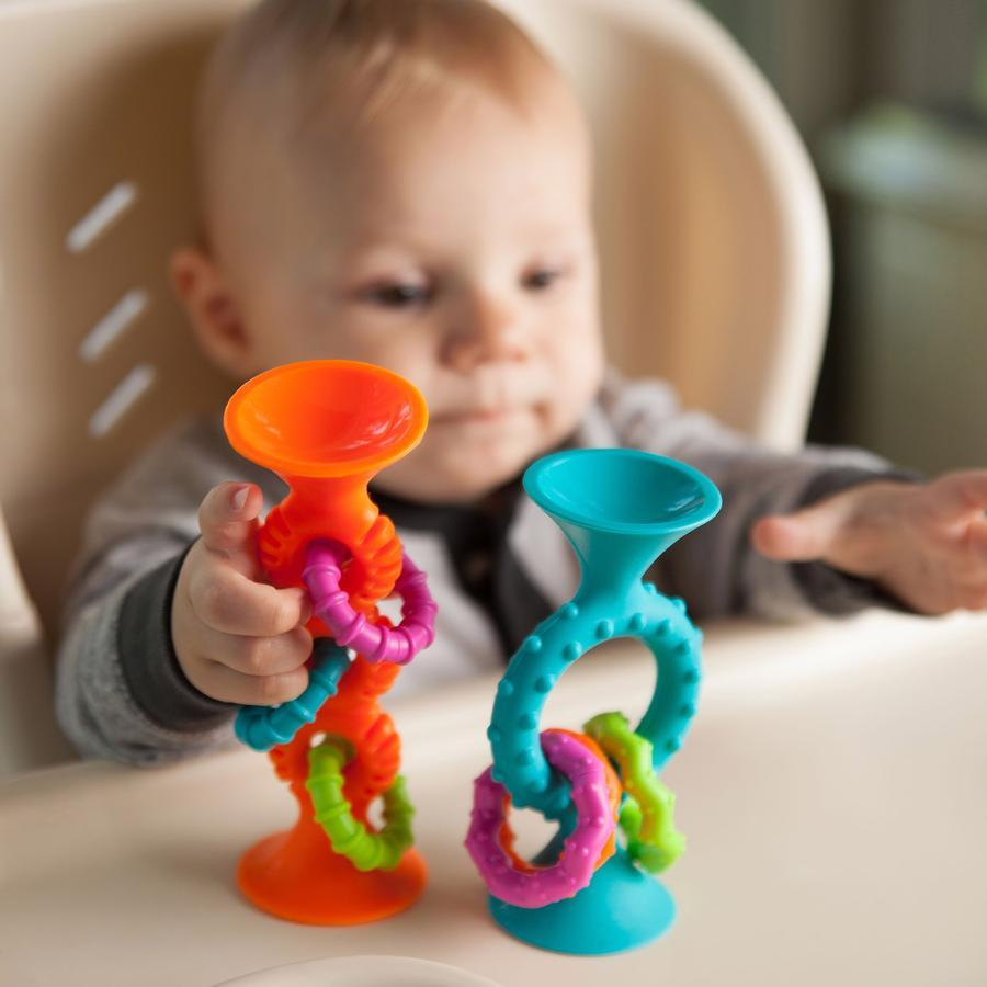 Fat Brain Toys - PipSquigz Loops Teal