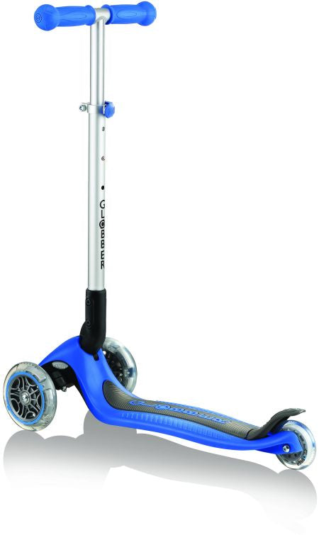 Globber Scooter Primo Foldable Navy Blue (430-100)