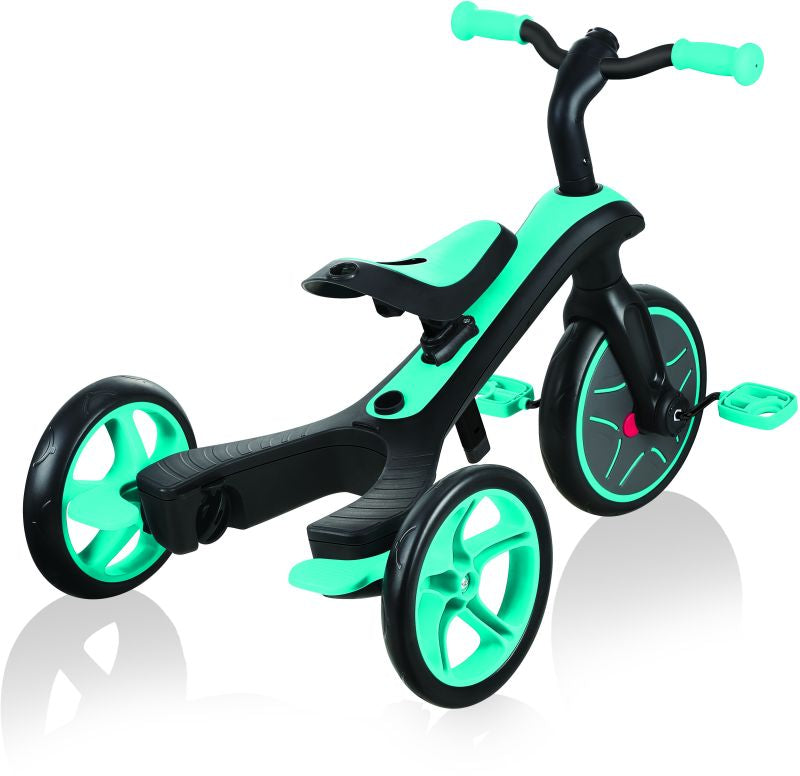 Globber Τρίκυκλο Trike Explorer 4in1-Teal(632-105)