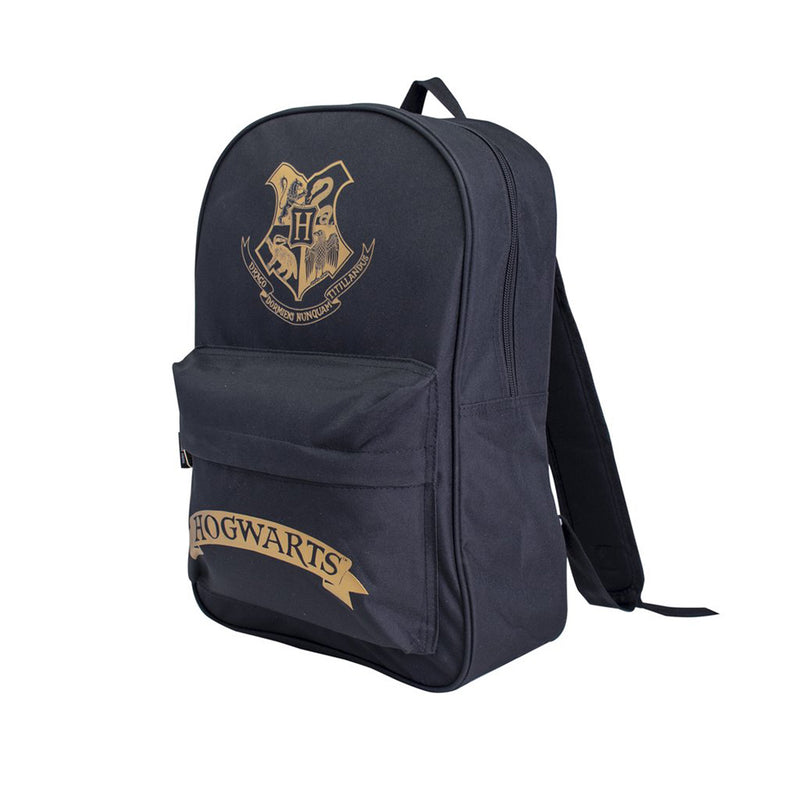 BlueSky Harry Potter Classic Backpack (Black & Gold)