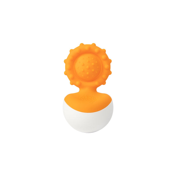 Fat Brain Toys - Dimpl Wobbl Orange