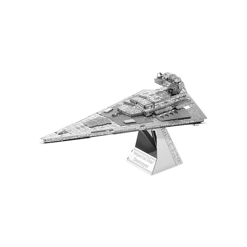 Metal Earth Star Wars Imperial Star Destroyer (2φ)