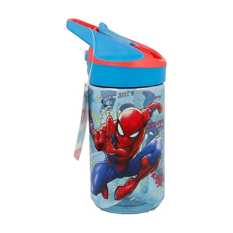 Small Tritan Premium Bottle 480 ml Spiderman