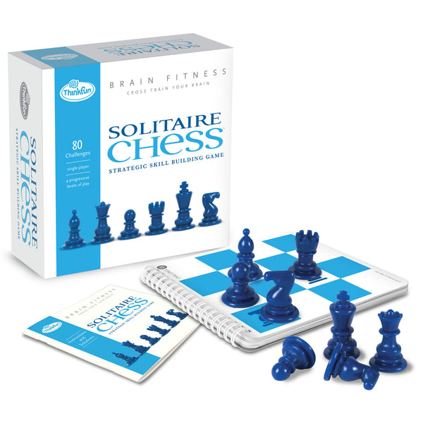 Thinkfun Solitaire Chess - Brain Fitness