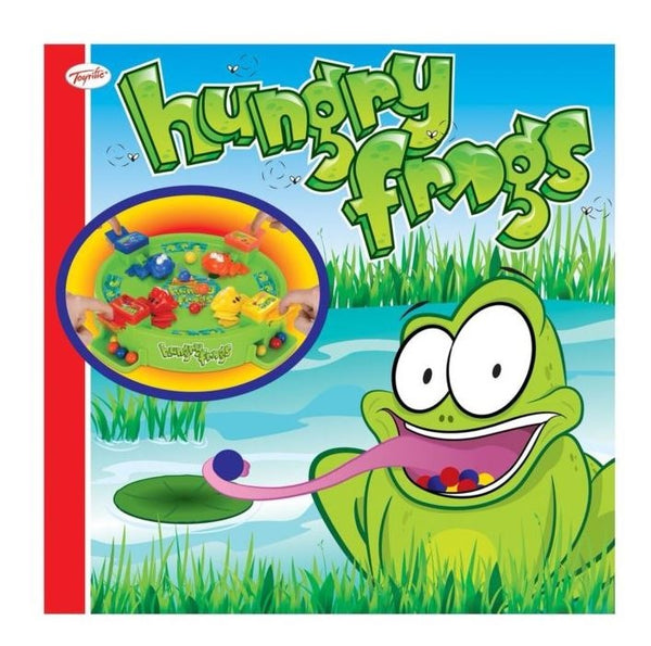 Toyrific Hungry Frogs