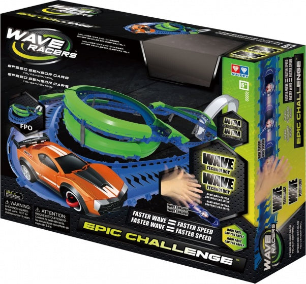 Wave Racers Πίστα Epic Challenge Speedway 71-Τεμ