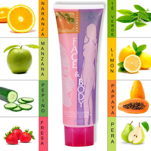 Gel exfoliante FACE & BODY