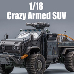 Joy Toy Crazy Armed SUV 1/18 Scale
