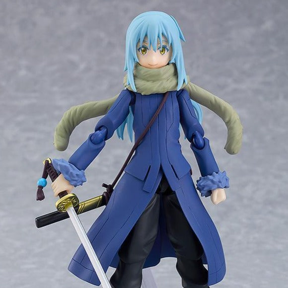 No.511 That Time I Got Reincarnated as a Slime figma Rimuru