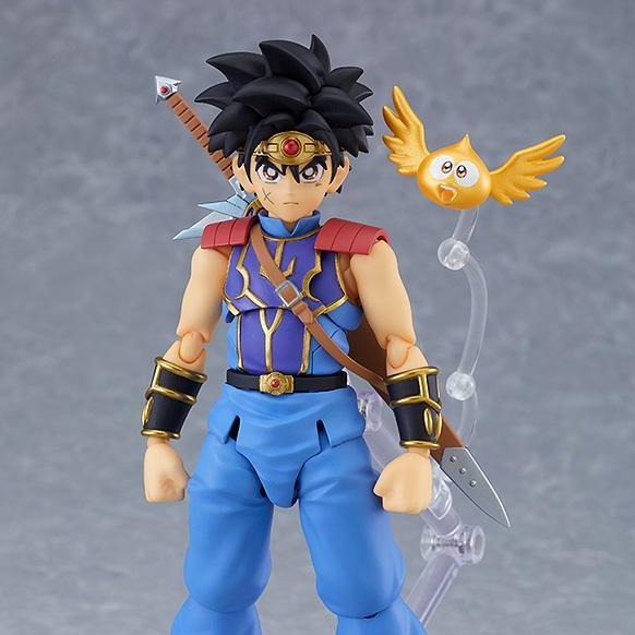 No.500 Dragon Quest: The Adventure of Dai figma Dai