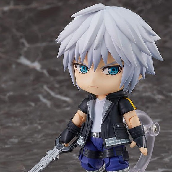 1555 Kingdom Hearts III Nendoroid Riku: Kingdom Hearts III Ver.