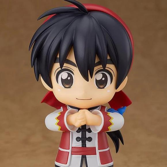 Nendoroid No.1241 True Cooking Master Boy Liu Maoxing