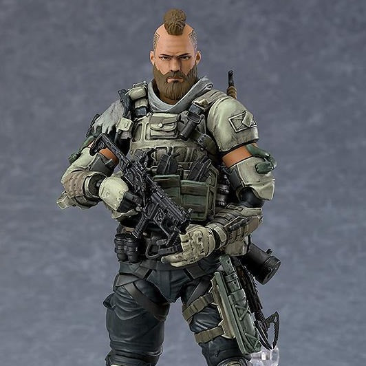 Figma No.480 CALL OF DUTY®: BLACK OPS 4 Ruin