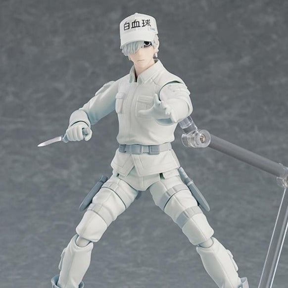 Figma No.489 Cells at Work! White blood cell(Neutrophil)
