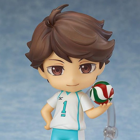 Nendoroid 563 Haikyu!! Second Season Toru Oikawa (3rd re-run)