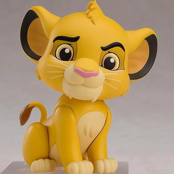 Nendoroid No.1269 The Lion King Simba