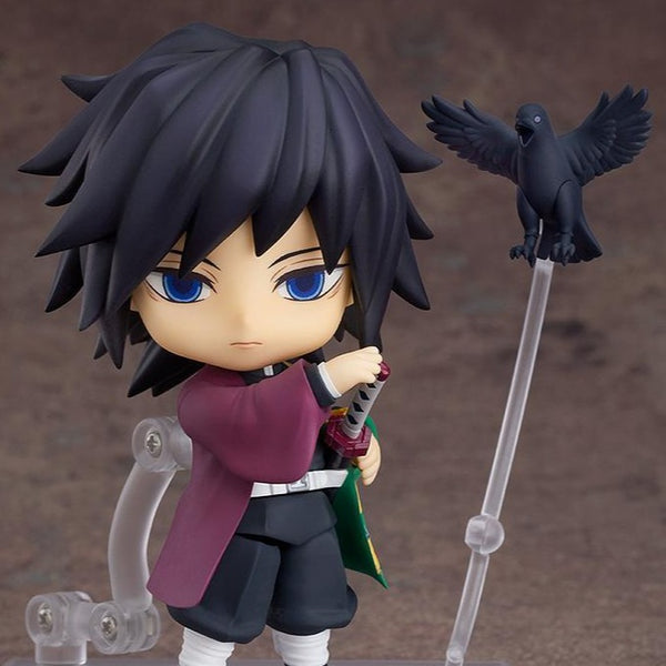 Nendoroid No.1408 Demon Slayer: Kimetsu no Yaiba Giyu Tomioka