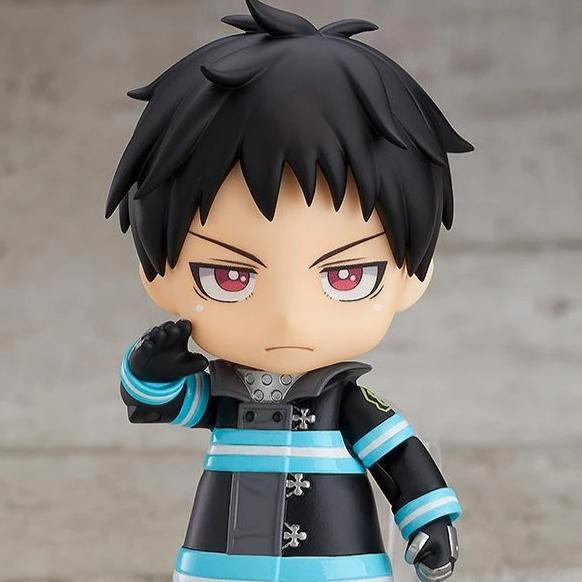 Nendoroid No.1235 FIRE FORCE Shinra Kusakabe