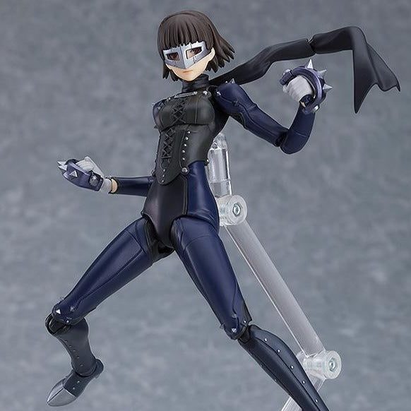 Figma 417 PERSONA 5 the Animation Queen (re-run)