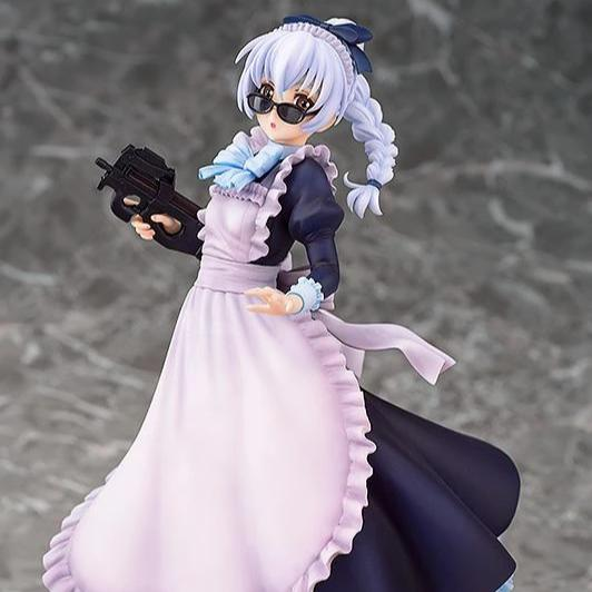 Phat! Full Metal Panic! Invisible Victory Teletha Testarossa: Maid Ver.