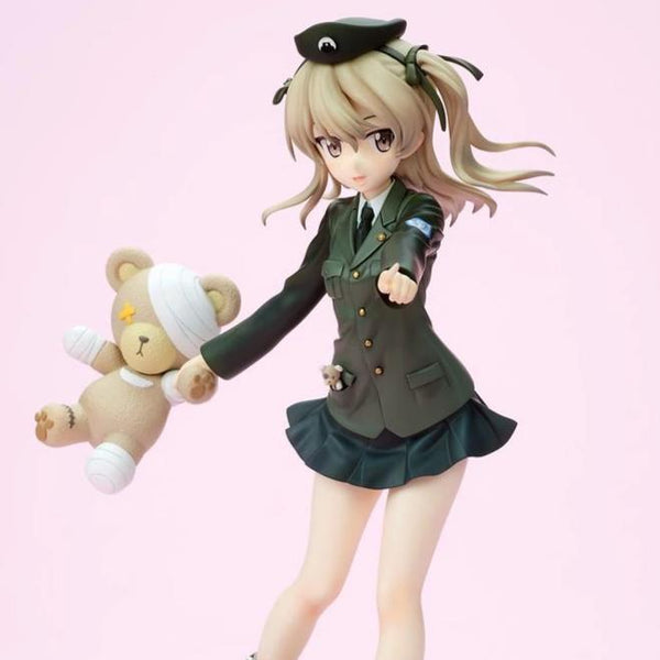 WAVE DREAMTECH Girls und Panzer the Movie Alice Shimada [Panzer Jacket Ver.]