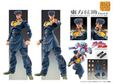 Medicos Jojo's Bizarre Adventure Super Action Statue Part4 Josuke Higashikata