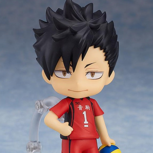 Nendoroid 689 HAIKYU! 3rd Season Tetsuro Kuroo (re-run)