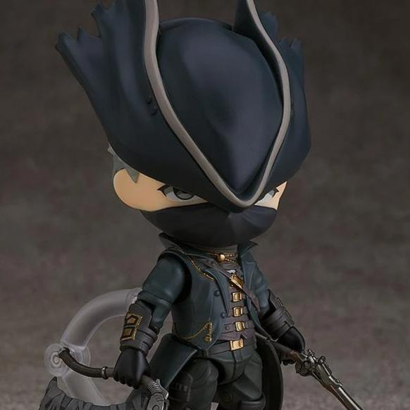 Nendoroid No.1279 Bloodborne Hunter