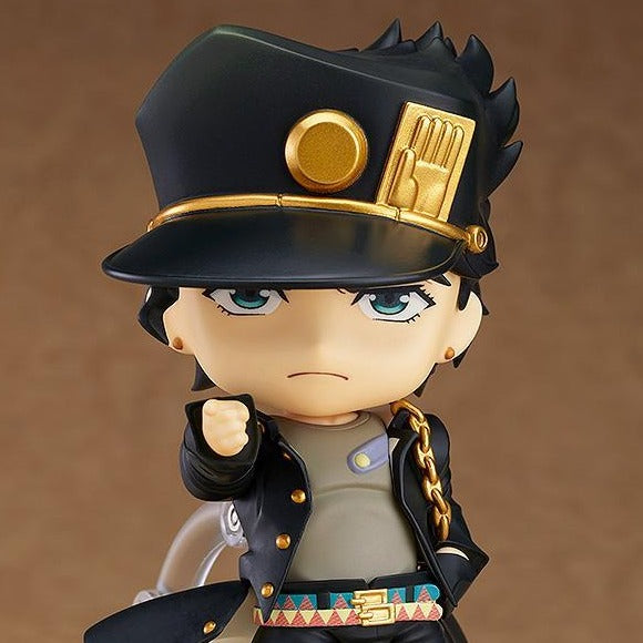 985 Jojo's Bizarre Adventure: Stardust Crusaders Medicos Entertainment Nendoroid Jotaro Kujo (re-run)