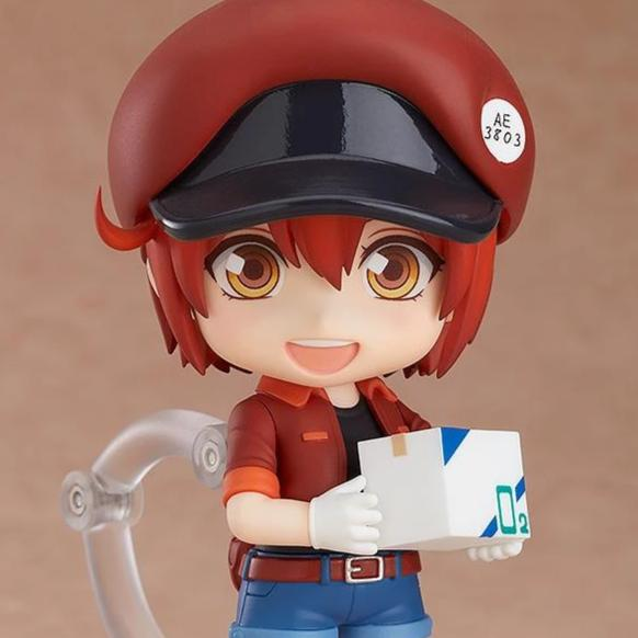 Nendoroid No.1214 Cells at Work! Red Blood Cell
