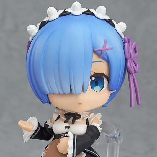 Nendoroid No.663 Re:ZERO -Starting Life in Another World- Rem