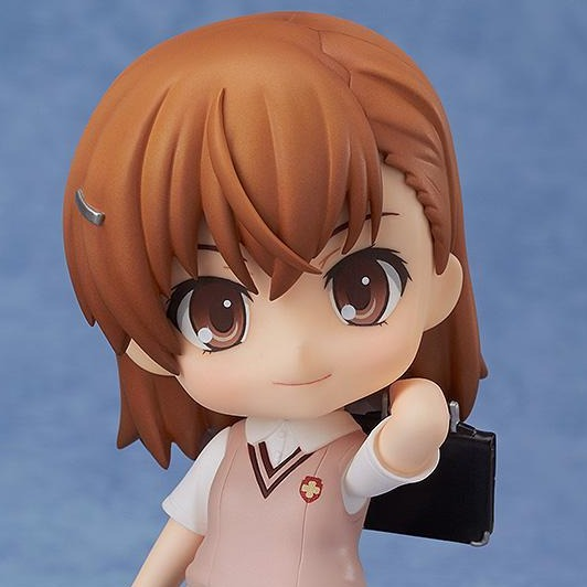 Nendoroid No.345 A Certain Scientific Railgun S Mikoto Misaka