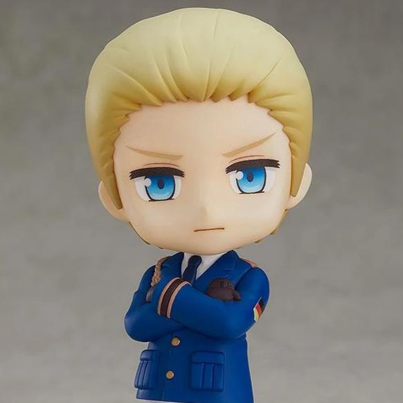 Nendoroid No.1231 Hetalia World☆Stars Germany