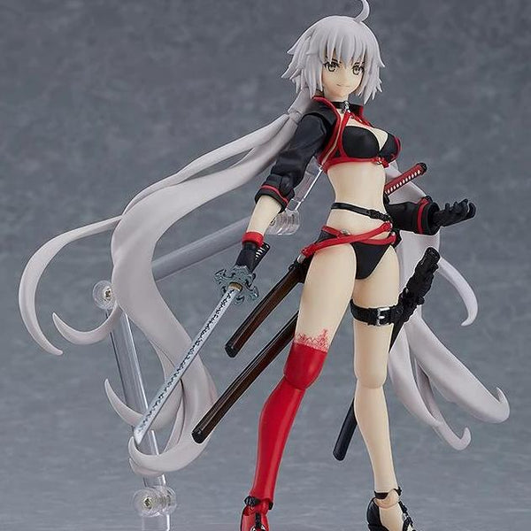 Figma No.454 Fate/Grand Order Berserker/Jeanne d'Arc (Alter)