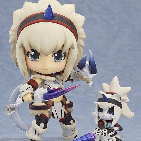 Nendoroid No.377 Monster Hunter 4 Hunter: Female - Kirin Edition