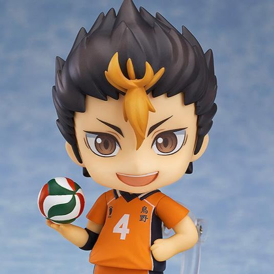 Nendoroid 592 Haikyu!! Second Season Yu Nishinoya (3rd re-run)