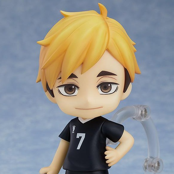 Nendoroid No.1403 Haikyu!! TO THE TOP Atsumu Miya