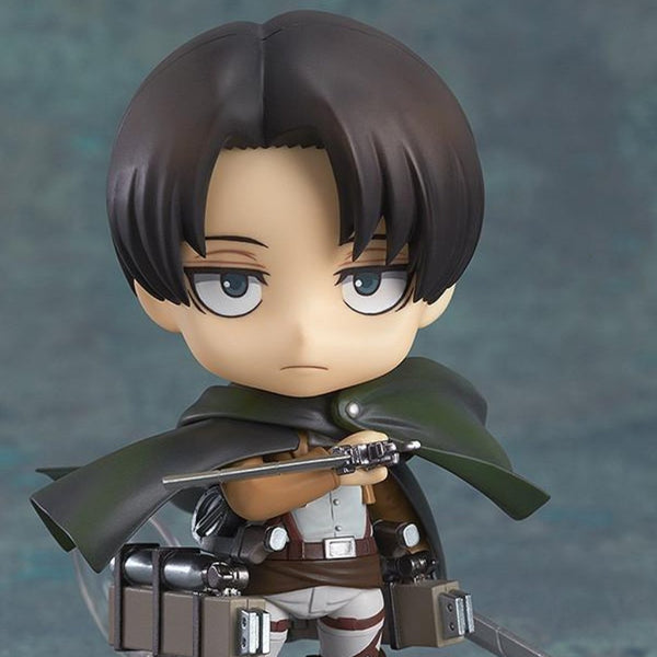 Nendoroid No.390 Attack on Titan Levi