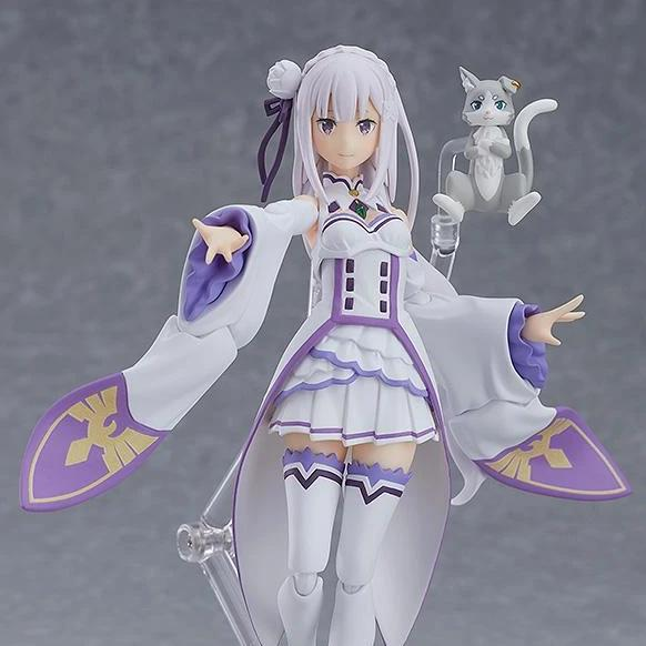 Figma No.419 Re:ZERO -Starting Life in Another World- Emilia